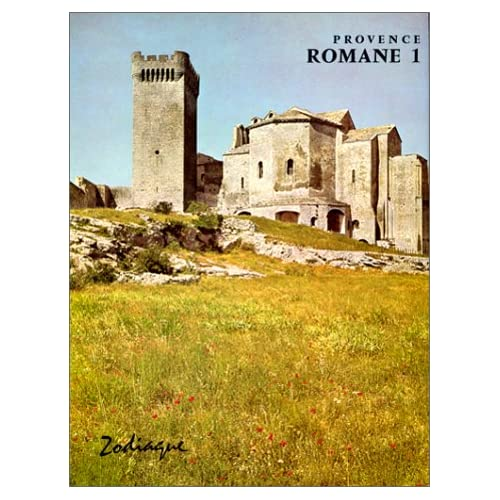 Provence romane, tome 1