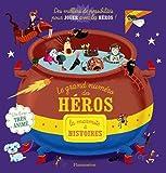 La marmite à histoires, Tome 2 : Le grand numéro des héros