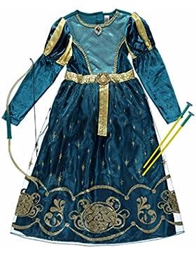 Disney Princess - Vestido - vestido - para niña