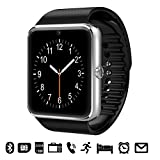 GSTEK Bluetooth Smart Watch Handy-Uhr Mit Kamera SIM / TF Card Slot Pedometer Touch Screen...