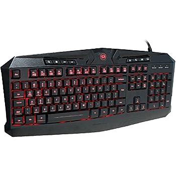 7ab67cec7b7 Amazon.in: Buy Redragon Harpe K503 Gaming Keyboard (Black) Online at ...