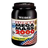 Weider Mega Mass 2000 - 1,5kg Vainilla