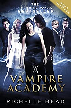 Vampire Academy (book 1) by [Mead, Richelle]