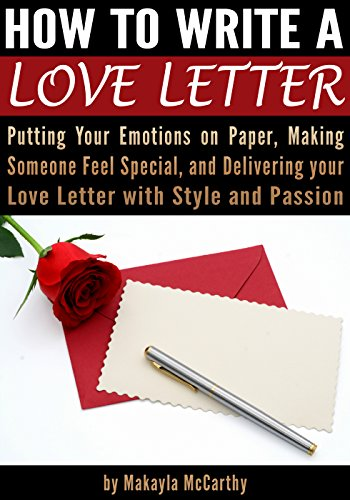 How to write love letter in english
