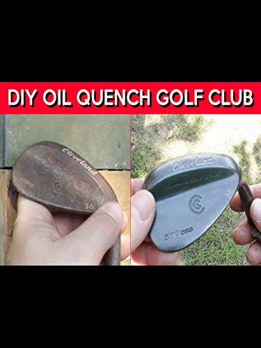 how-to-oil-quench-your-golf-clubs