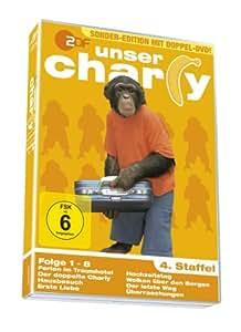 Unser Charly - Staffel 4/Folge 01-08 (2DVD Set)