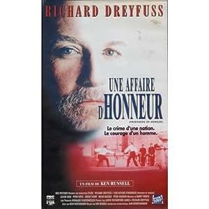 Affaire D Honneur Une Prisoners Of Honou [VHS]