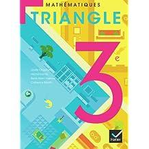Triangle Mathématiques 3e éd. 2012 - Manuel de l'élève