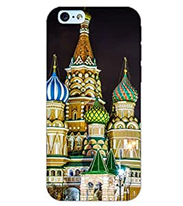 PrintDhaba RELIGIOUS D-6113 Back Case Cover for APPLE IPHONE 6S PLUS (Multi-Coloured)