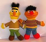 Sesamstrasse - seltenes Ernie und Bert Kuscheltier Set - 1997 Jim Henson Company