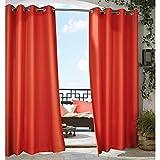 Best Commonwealth Home Fashions Home Fashion rideaux - commune de Richesse Home Fashions Tonnelle Outdoor-indoor fenêtre Review