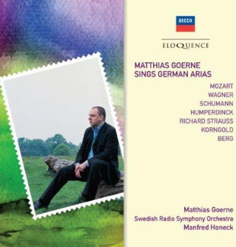 Mélodies Allemandes (La Flûte Enchantée, Les Noces, Don Giovanni, Tannhäuser...)