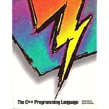 The C++ Programming Language by Stroustrup, Bjarne (1991) Paperback
