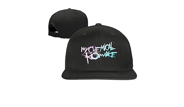 Facsea runy Custom My Chemical Romance Adjustable Baseball Hat /& cap Black