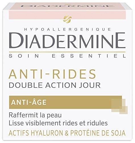 Diadermine Double-Action Crema Antirughe Giorno 50 ml Pot