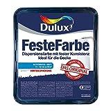 Dulux Feste Farbe Wand- und Deckenfarbe, Vorteilspack Weiß Matt