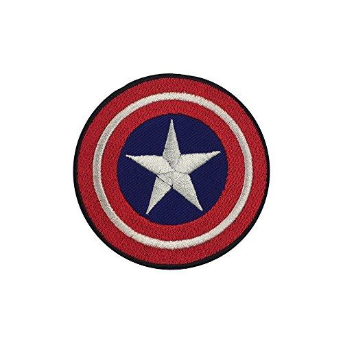 Deadpool Logo Superhero Movie nuevo hierro//sew en bordado parche disfraz T Shirt bolsa chaqueta Insignia