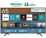 HISENSE H65BE7000 TV LED Ultra HD 4K, HDR, Dolby DTS, Slim Design, Smart TV VIDAA U3.0 AI, Triple Tuner