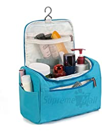Supreme Mall Portable Hanging Toiletry Bag For Women & Men Kit with Hanging Hook
