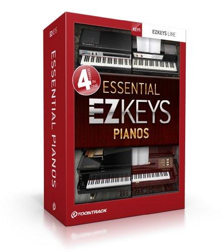 EZ Keys Essential Piano Bundle License Code
