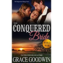 Their Conquered Bride (Bridgewater Menage Series Book 9) (English Edition)