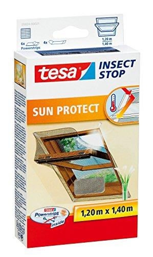 - 5120lJmit 2BL - tesa® Insect Stop Fliegengitter für Dachfenster