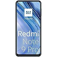 "Xiaomi Redmi Note 9 Pro Smartphone - 6.67"" DotDisplay 6GB 128GB 64MP AI Quad Camera 5020mAh (typ)* NFC Interstellar Grey [Versione globale]"