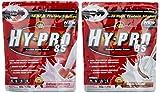 All stars Hy-Pro 85 Beutel 2er Mix Pack (2 x 500 g) Erdbeere/Cocos, 1er Pack (1 x 1 kg)