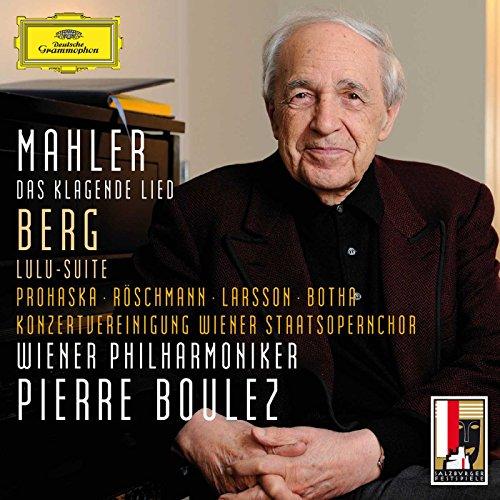 Mahler : Das klagende Lied - Berg : Lulu-Suite