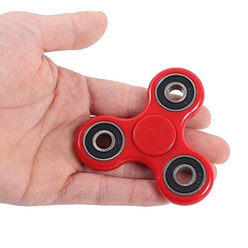 Preisvergleich Produktbild zappeln Hand Spinner–Stress Reducer–High Speed Keramik Kugellager zappeln Spielzeug–Können weiterhin Spin für bis zu 3bis 4Minuten–Perfekt für hinzufügen/ADHD/Angst und Autismus Spielzeug für Erwachsene Kinder