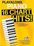 Playalong Piano: 16 Chart Hits (Buch/Download Card)