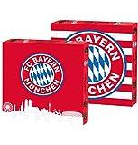 FC Bayern München Pralinen mit Vereins - Puzzle, 1er Pack (1 x 120g)