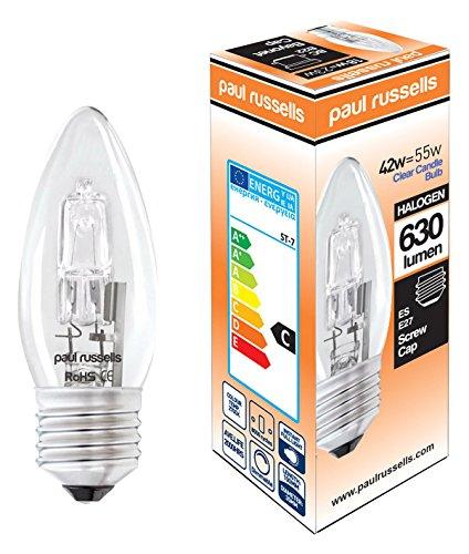paul-russells-edison-screw-e27-es-cap-halogen-candle-clear-light-42w55w-watt-energy-saving-bulbs-lon