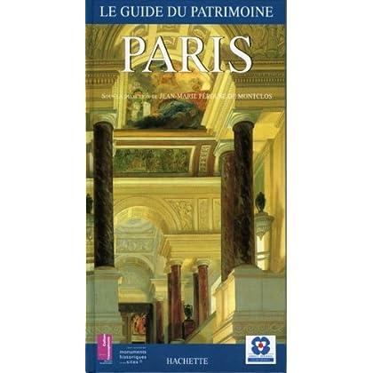 Guide du patrimoine : Paris