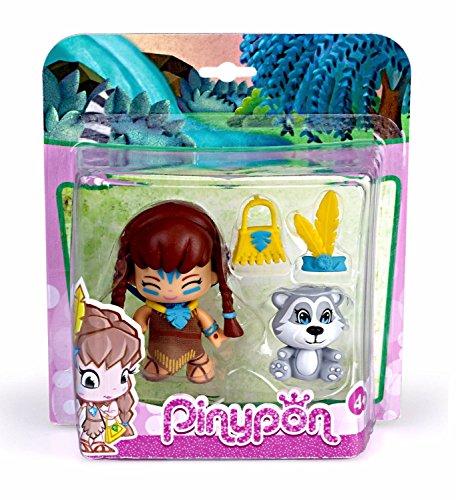 Pinypon - Figure Pocahontas - Famosa -