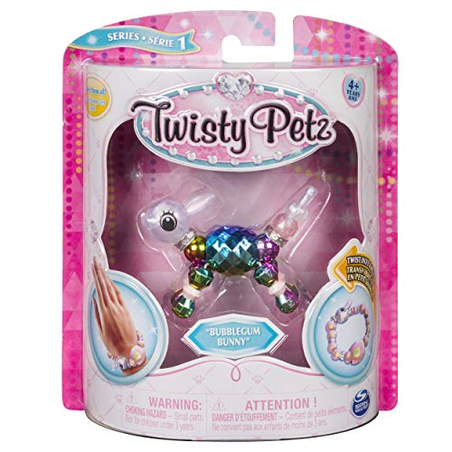 Twisty Petz 6044770 - 2-in-1 Verwandlungsarmband für Kinder, sortiert
