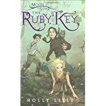 Ruby Key (Moon & Sun)