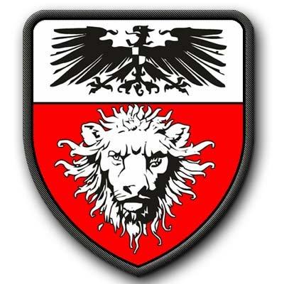 Patch / Aufnäher - Badge Deutsch-Ostafrika deutsche Kolonie Schutzgebiet #2620
