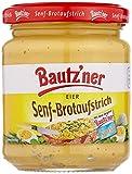 BAUTZNER Senf Brotaufstrich Eier, 6er Pack (6 x 200 ml)