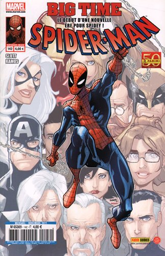 Spider-Man 142 par JOE QUESADA