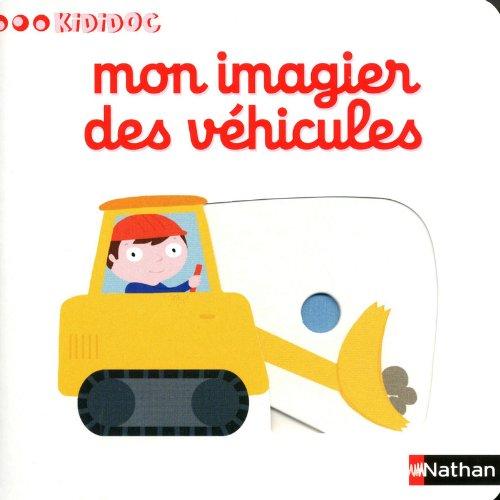 Mon imagier des véhicules