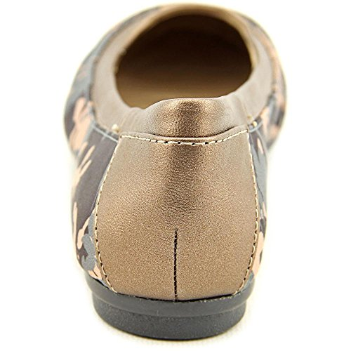 Easy Spirit e360 Gessica Toile Chaussure Plate DkGy Co