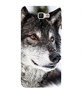 Dog Hard Polycarbonate Designer Back Case Cover for Samsung Galaxy J7 Prime :: Samsung Galaxy On Nxt