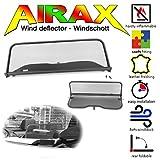 AIRAX Windschott für New Beetle Cabrio mit Schnellverschluss Bj 2003-2011