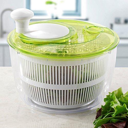 jumbo-salad-set-large-salad-spinner-easily-spin-dry-salads-vegetables-perpetual-peeler-and-ebook-inc