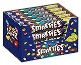 Nestle Smarties Riesen-Rolle (Bunte Schoko-Linsen) 20er Pack (20 x 150g) großpackung