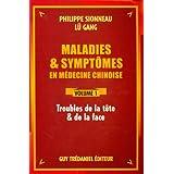 Troubles de la tête et de la face (Maladies & symptomes medecine)