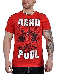 Deadpool T-Shirt Homme - Jump