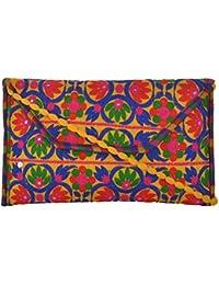 Utsav Women's Multicolour Sling Bag (Utsav 108)