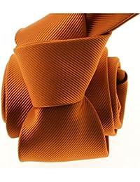 Clj Charles Le Jeune - Cravate Clj, Nimes, Orange